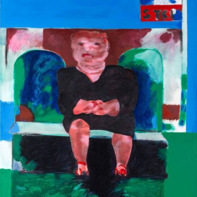 Robert Hodgins - The Bus Stop