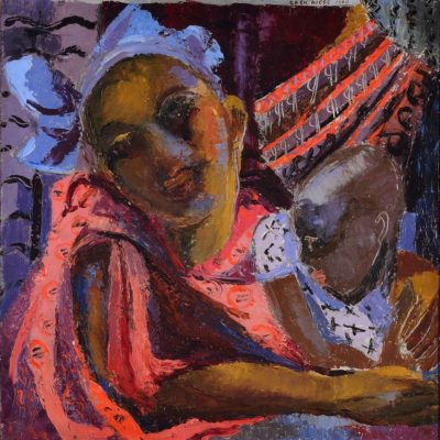 Cecil Higgs - Mother and child